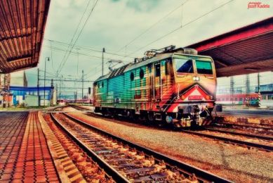 Train of the Colours