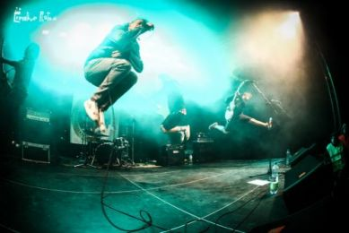 weightless on stage
