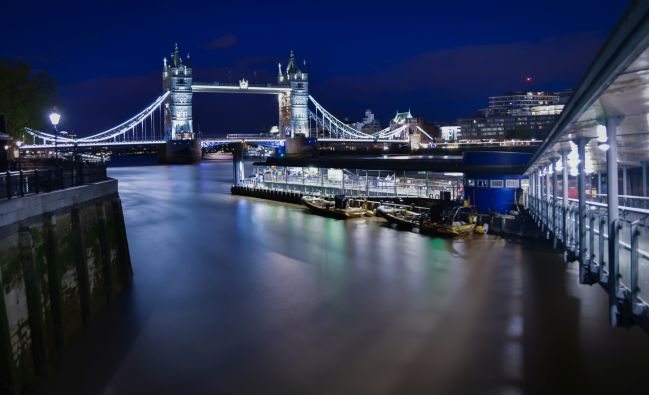 Tower bridge......