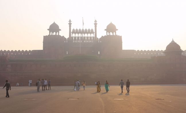 196.  Red Fort