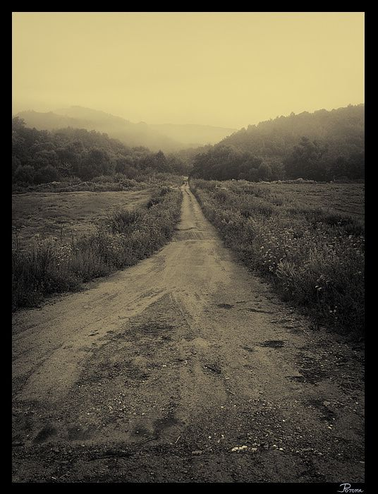 ...a road to nowhere