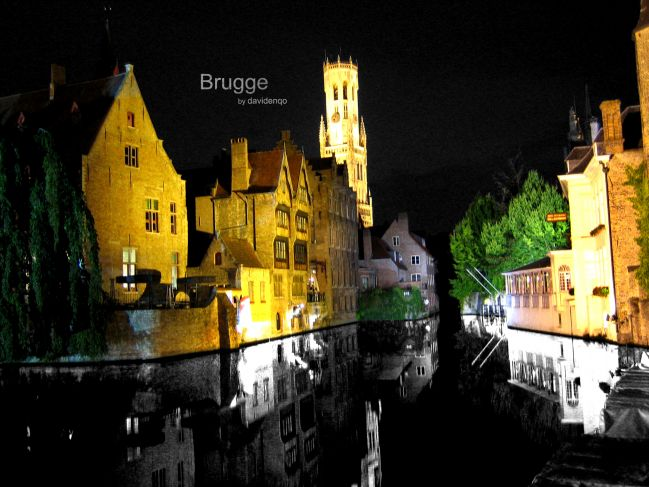 Brugge by davidenqo